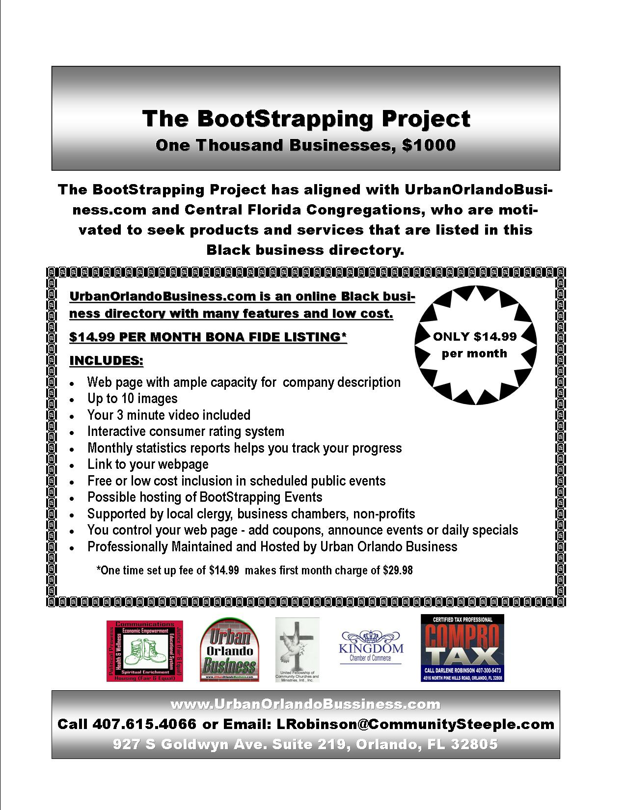 BootStrappingProject 1000X