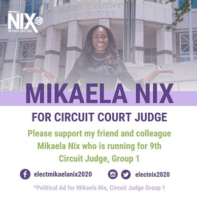 Mikaela Nix 4 Judge