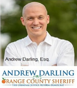 Andrew Darling for Orange County Sheriff
