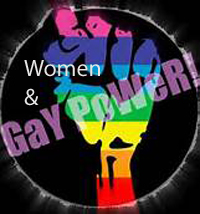 women gay power