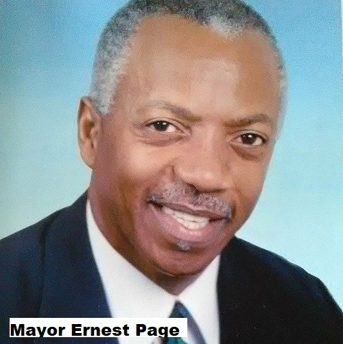 Ernest Page - Political Leader and Orlando's First Black Mayor ONYX Publisher's Award