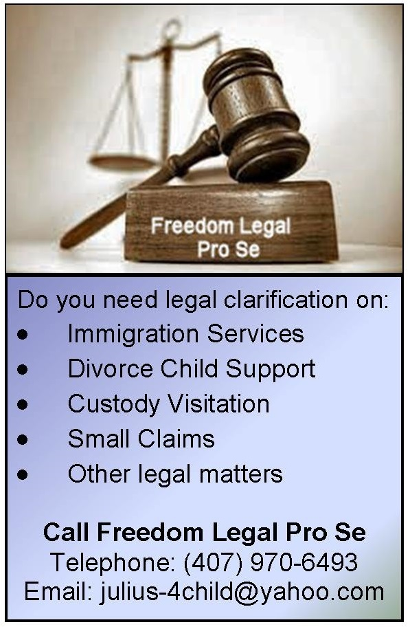 Freedom Legal Pro Se